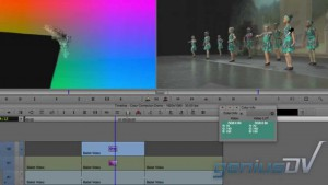Color Cast Correction in Avid Media Composer