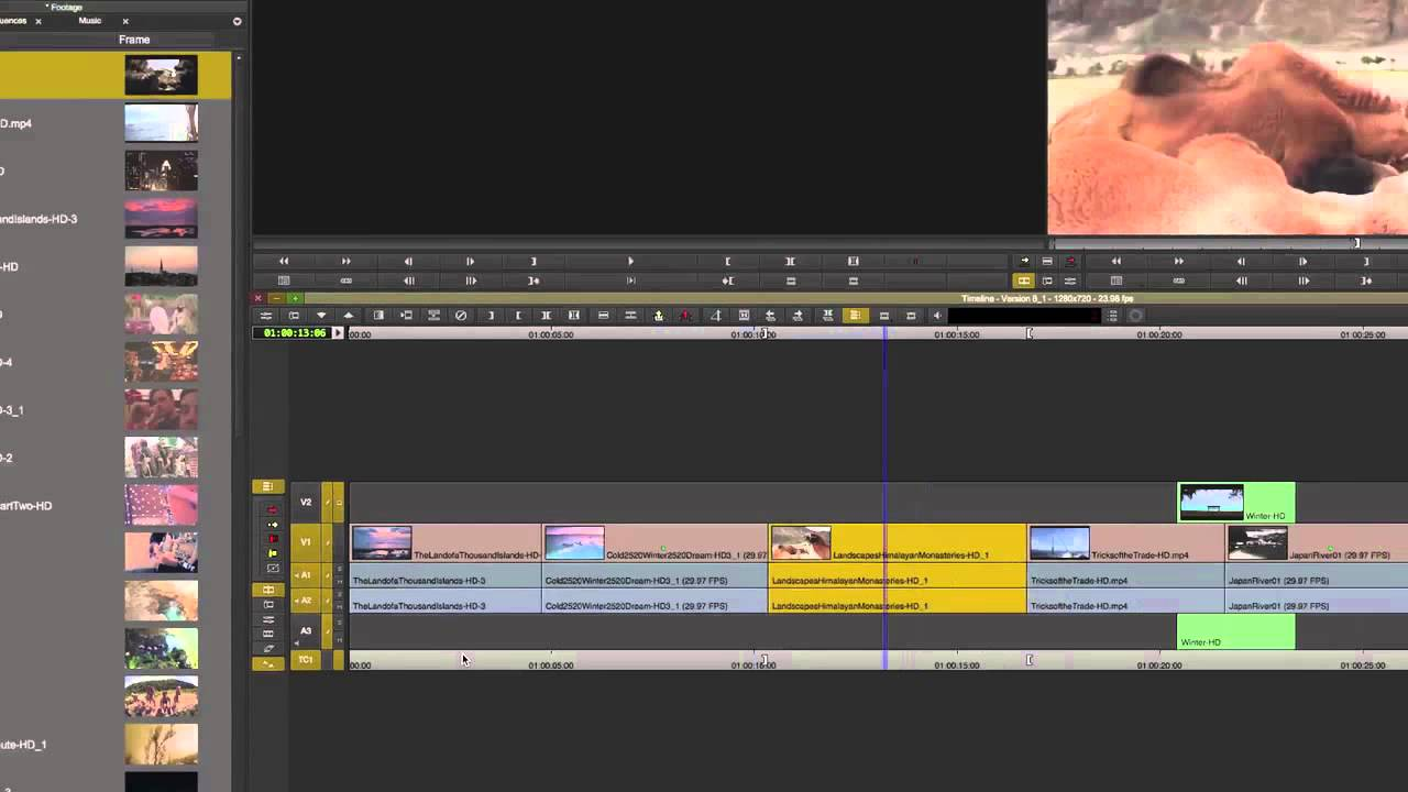 How to Use the Extract and Lift Tools in Avid Media Composer