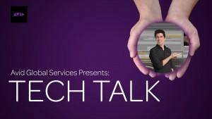 Avid Tech Talk S3E2 – Airspeed: Managing a Drive Failure