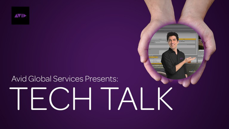 Avid Tech Talk S3E3 – Media Composer: Playback Performance