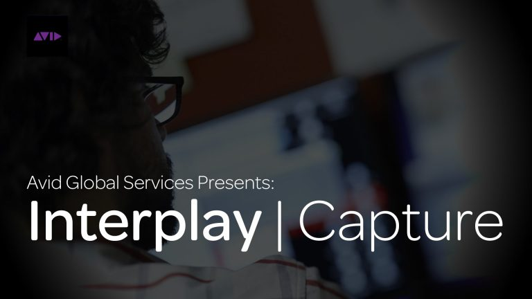 Interplay | Capture Basics: Creating a recording