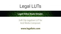 Soft-Clip Legaliser for broadcast safe video in Avid Media Composer