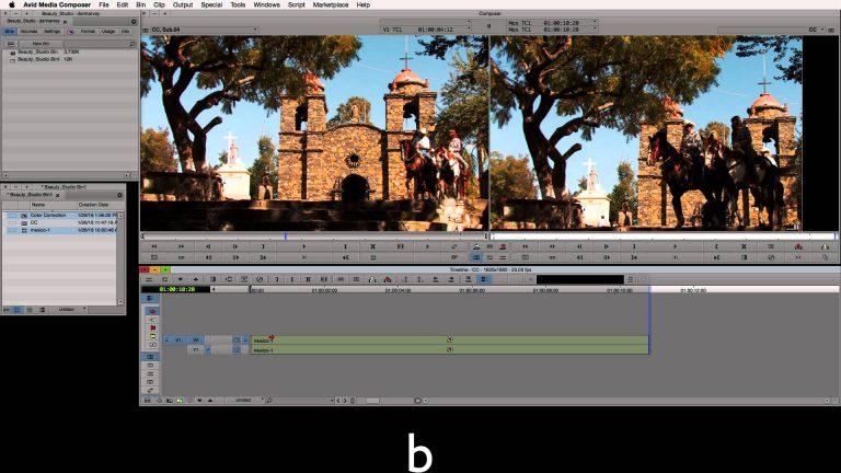 BCC for Avid Color Grading Tips