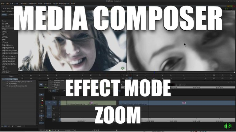 Media Composer – ZOOM When In Effects Mode