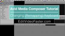 Mastering Avid Media Composer's Keyboard Shortcuts – Lesson 1: Tools