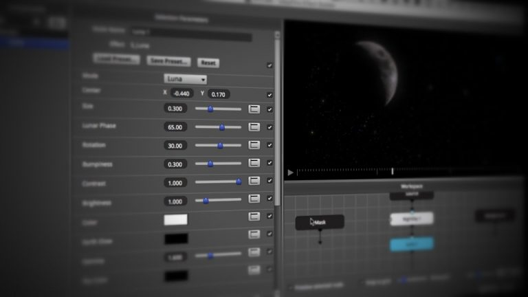 Sapphire In-Depth for Avid | Luna and NightSky