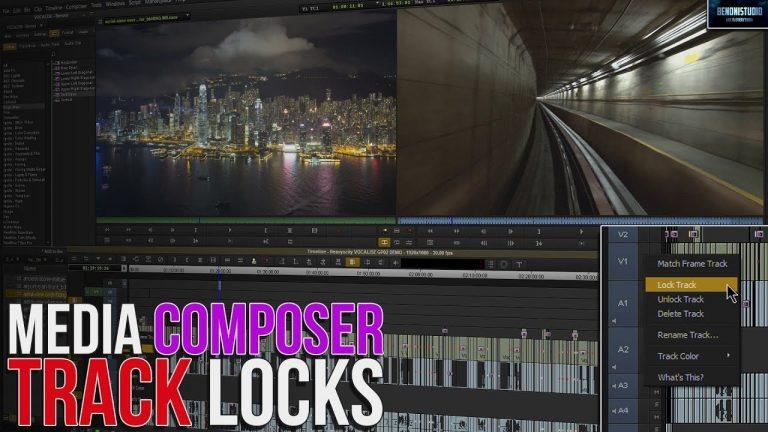 Media Composer | Track Locks