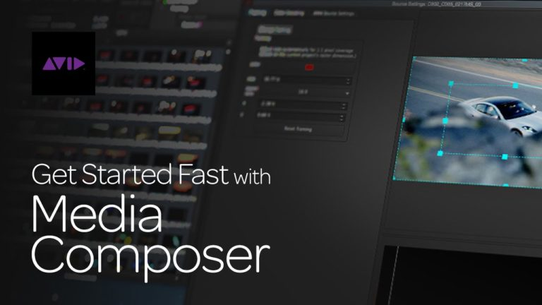 Get Started Fast with Avid Media Composer 7: Lesson 4