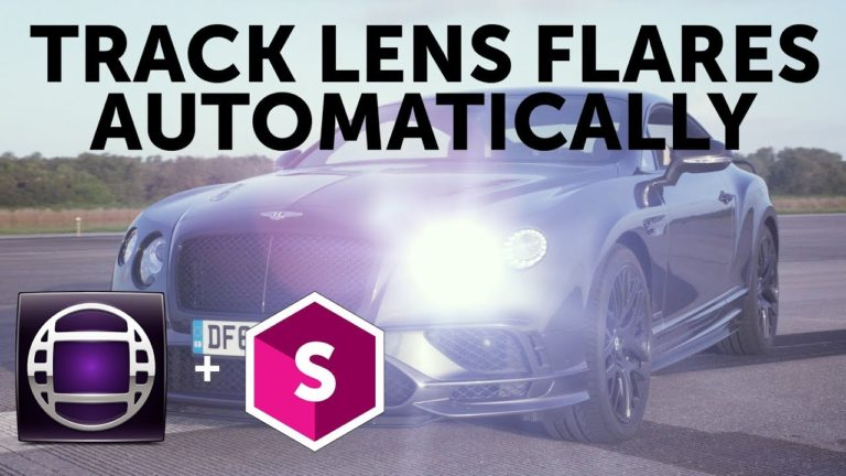 How to track Lens Flares automatically in Avid Media Composer
