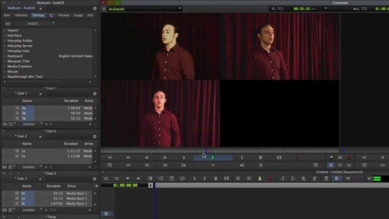Media Composer® 7 ‒ Multicam Editing ‒ Avid®