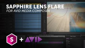 Sapphire Light Effects for Avid Media Composer – Lens Flares