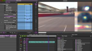 Sapphire Transitions for Avid Media Composer – Swish Pan