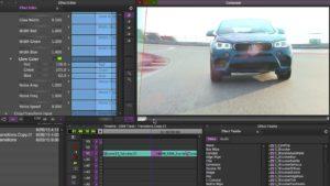 Sapphire Transitions for Avid Media Composer – WipeLine