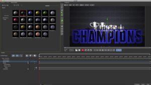 Using Continuum Title Studio in Avid Media Composer