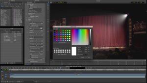 Continuum Premium Filters for Avid Media Composer: Stage Light