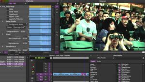 Sapphire Stylize Effects for Avid Media Composer – TV Damage