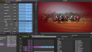 Sapphire Time Effects for Avid Media Composer – Vignette