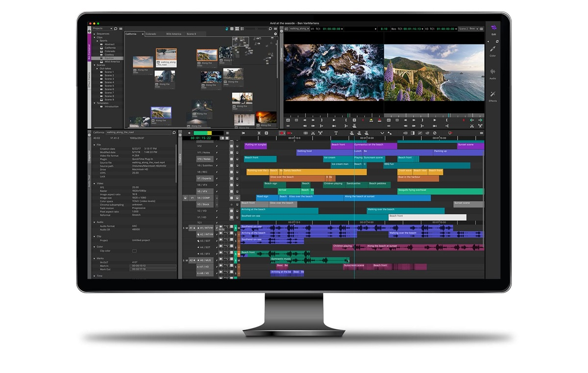 Avid Media Composer 2019 7 – Freddy's Big List of Relevant Avid Links