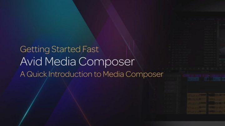 A Quick Introduction to Media Composer 2019