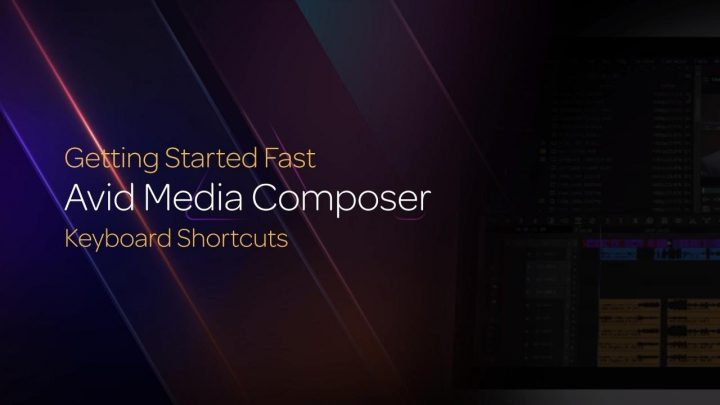 Keyboard Shortcuts in Media Composer