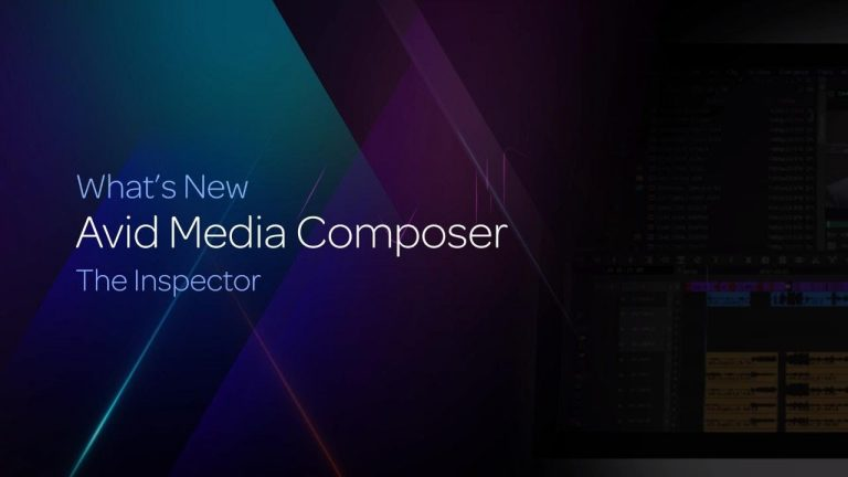 The Inspector in Media Composer