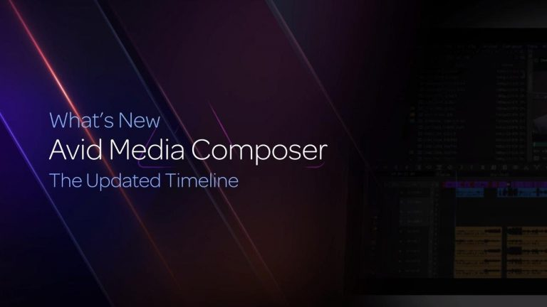 The Updated Timeline in Media Composer