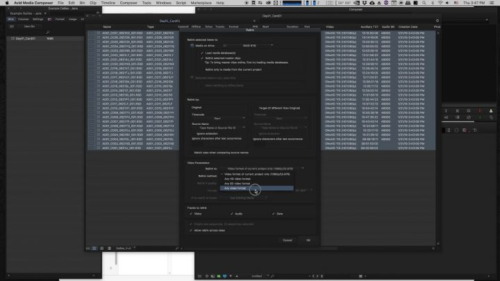Creating Dailies in Davinci Resolve for Avid Media Composer (Part 4/7)