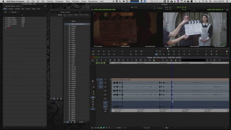 Creating Dailies in Davinci Resolve for Avid Media Composer (Part 7/7)