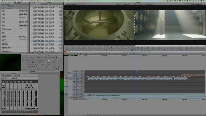 Sync Lock AVID Media Composer