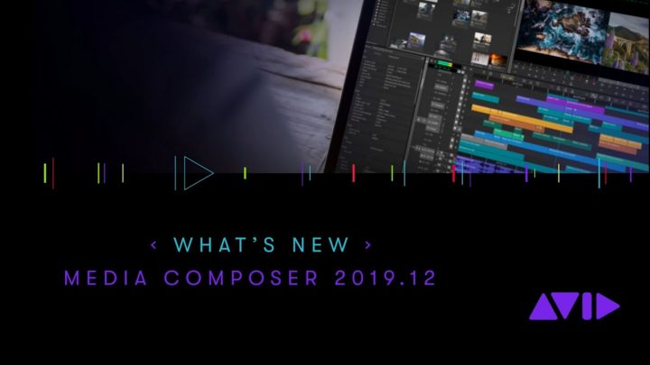 What's New in Media Composer 2019.12