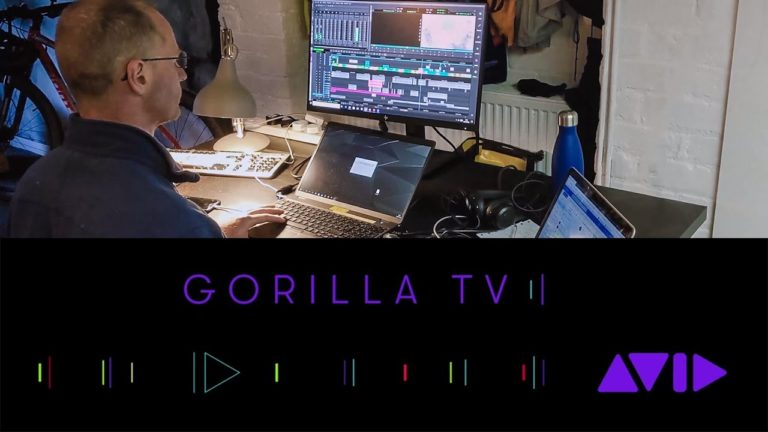 Gorilla TV Transitions to Remote Production