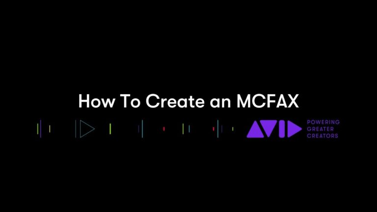 How To Create An MCFAX