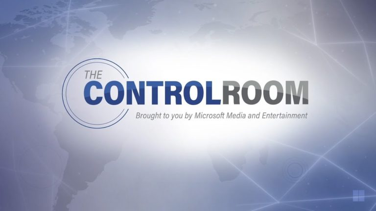 The Control Room | A Post Production World in the Clouds