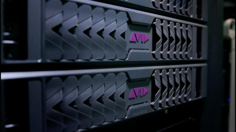 Avid NEXIS 2020 — Media-Workflow Optimized Storage for Real-time Production