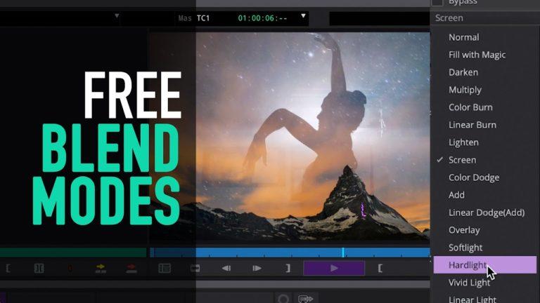 Blend Modes / Composite Modes – Avid Media Composer Tutorial