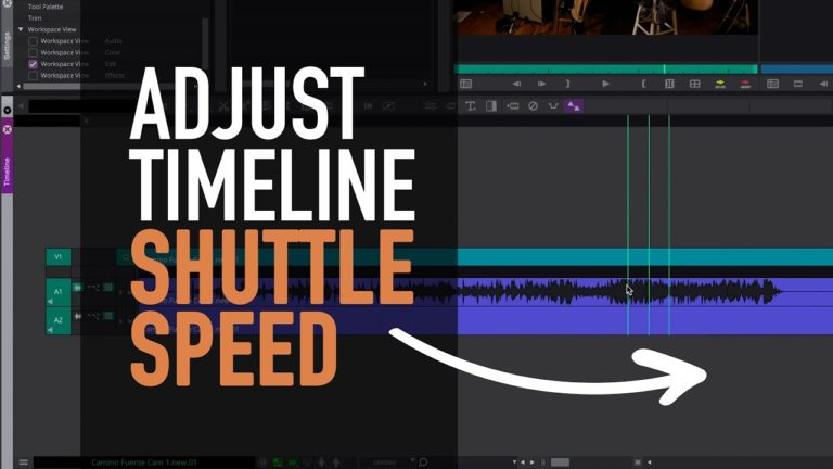 Dynamic Play (change shuttle speed) – Avid Media Composer Tutorial
