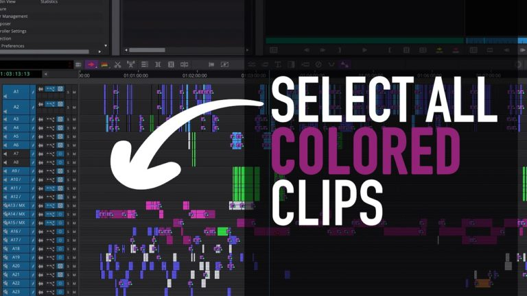 Edit Faster: 4 New Timeline Features – Avid Media Composer Tutorial