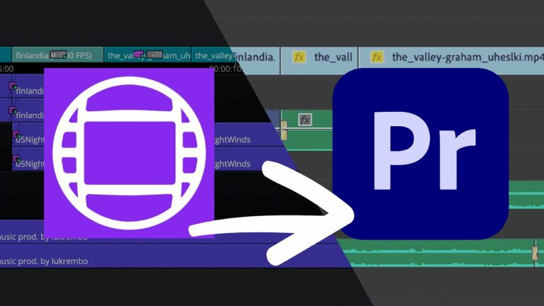 Avid Media Composer to Premiere Pro – Transfer a sequence – Tutorial