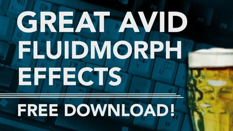 Great FluidMorph Effects FreeDownload!