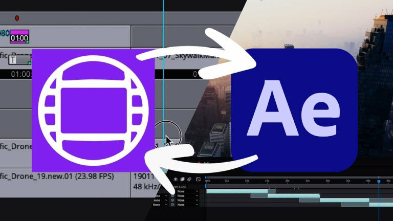 Roundtrip: Avid Media Composer – Adobe After Effects – Tutorial