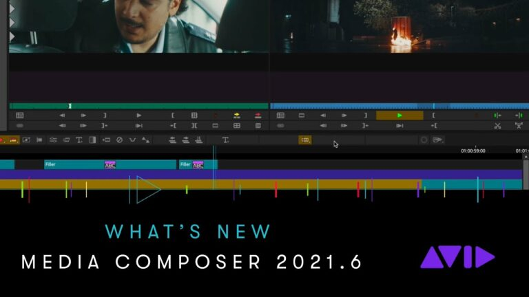 What's New in Media Composer 2021.6
